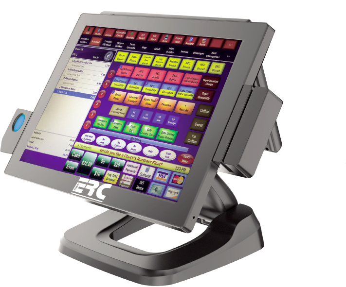 POS Installation and Training   ERC Parts Inc