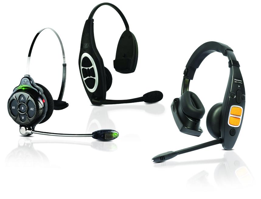 drive-thru headsets