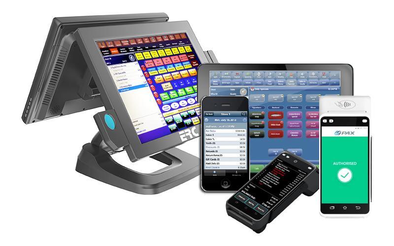 POS hardware products